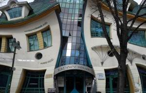 Crooked House, Sopot