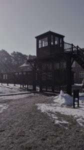 Stutthof Nazi Camp near Gdansk