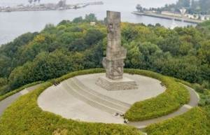 Westerplatte in Gdansk