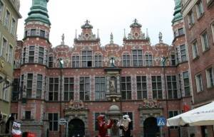 The Great Armoury in Gdansk