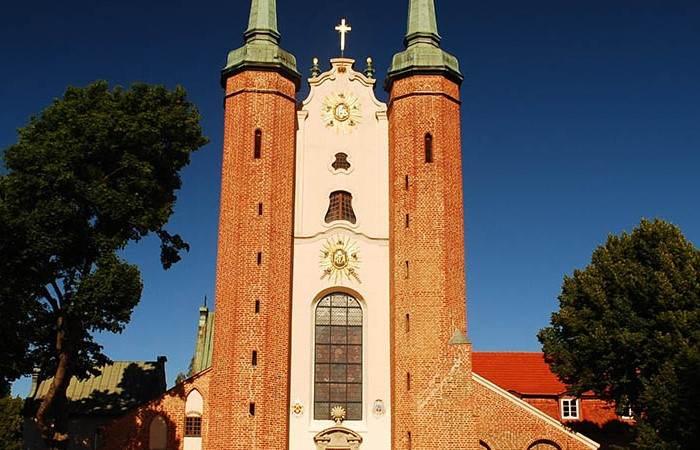 Oliva cathedral in Gdansk