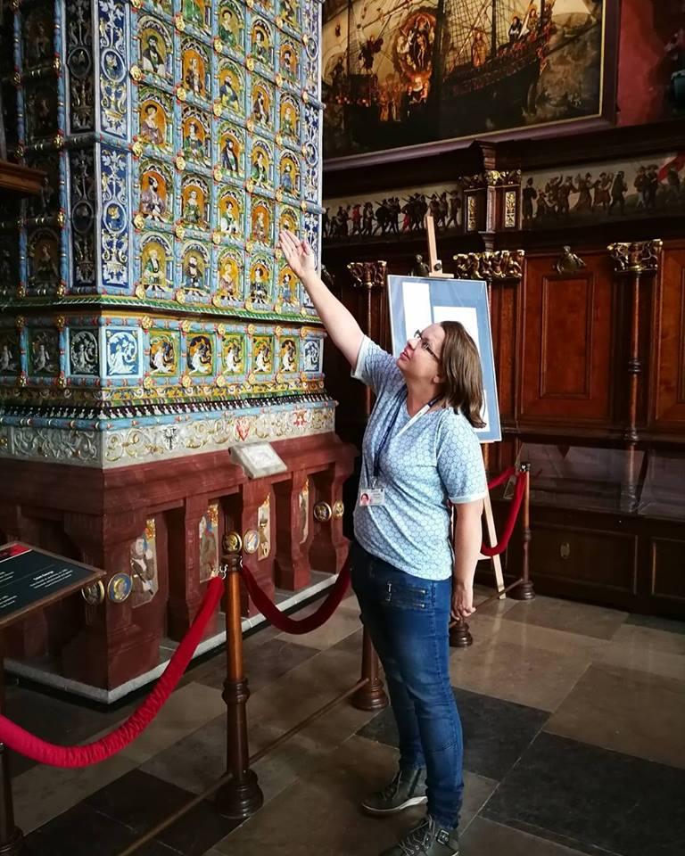 tourist guide for Gdansk, Ania Anna Kotula