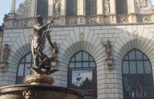Artus Court in Gdansk