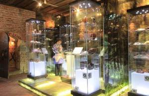 Amber Museum in Gdansk