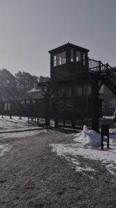 Stutthof Nazi Camp near Gdansk