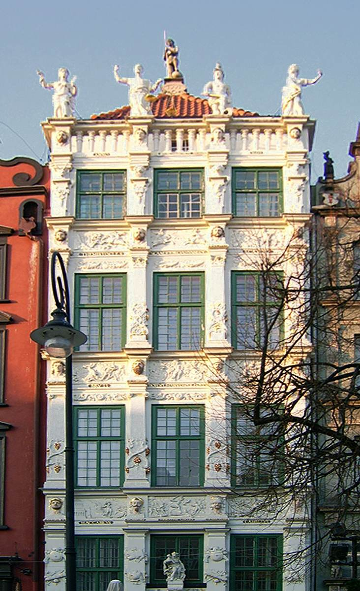 The Golden House in Gdansk