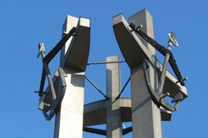The Monument to the fallen Shipyard Workers of 1970