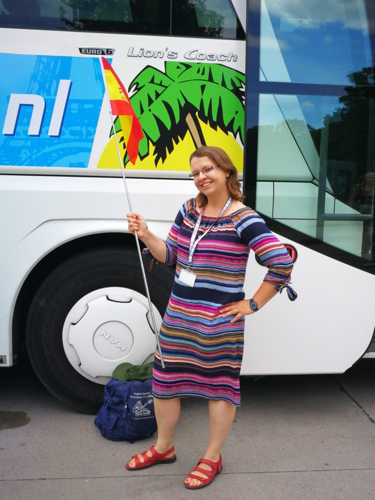 Ania Anna Kotula Tour Guide Service Gdansk